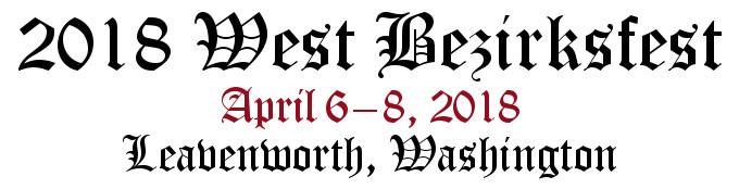 West Bezirksfest 2018